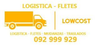 fletes mudanzas traslados logistica low cost