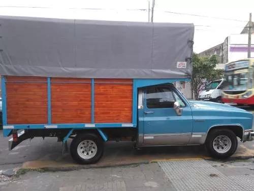 fletes mudanzas zona avellaneda-barracas- económico
