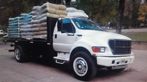 fletes o transporte camion playo zona oeste