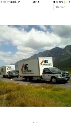 fletes, renta de camionetas, almacenaje,logistica,paqueteria