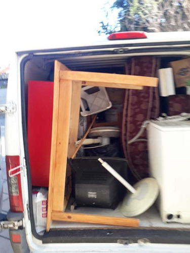 fletes, repartos, mudanza, camioneta zona sur, caba avellane