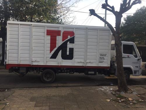 fletes transporte camiones con pala hidráulica balancin semi