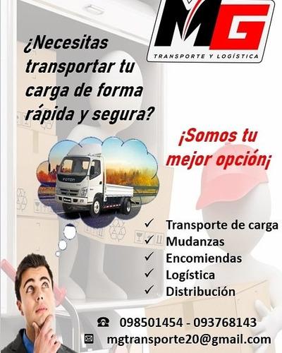 fletes transporte de carga