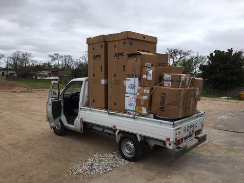 fletes transporte de mercaderías