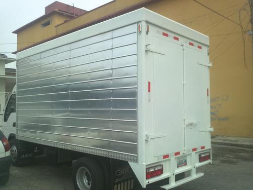 fletes transporte de mercancia  furgon  3.5ton