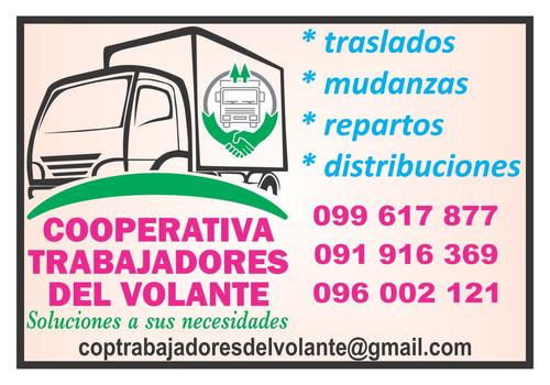 fletes, transportes, distribución, traslados, repartos, muda