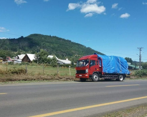 fletes traslados mudanzas camion