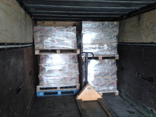 fletes y mudanzas camiones carrozados 10 ton de carga 40 mt3