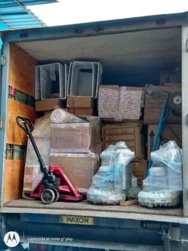 fletes y mudanzas económicas cotiza  unidades sanitizadas