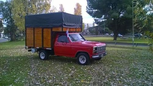 fletes y mudanzas económicas f100 canastos camión mudancero