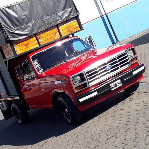 fletes y mudanzas economicas f100 canastos camión mudancero