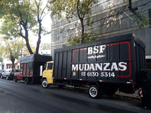 fletes y mudanzas economicas f100 miniflete camion mudancero