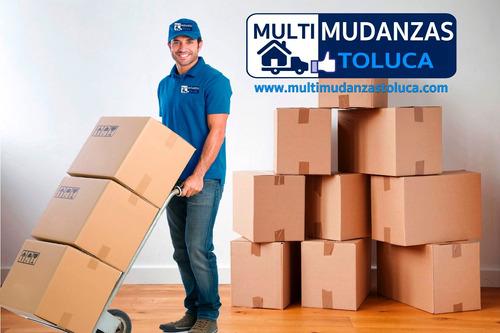 fletes y mudanzas economicos toluca, multimudanzastoluca.com