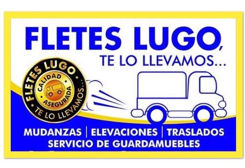 fletes y mudanzas montevideo camiones grandes deposito 24hrs