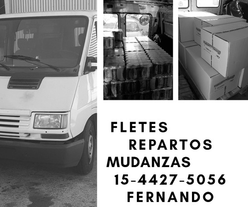 fletes / zona villa urquiza / villa pueyrredon / saavedra