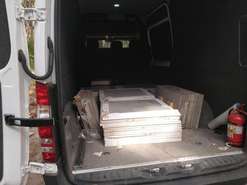 fletes,mudanzas,carga general, viajes al interior c/permiso
