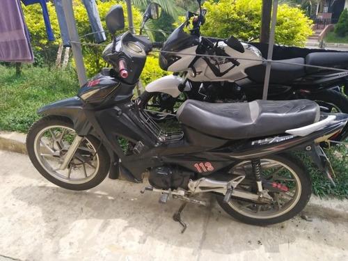 flex 125 moto akt