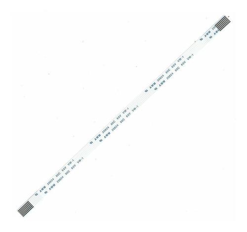 flex 6 pin touchpad awm 20624 80c 60v vw-1 7 x 300mm 1.0paso