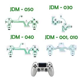 Flex Acetato Circuito Placa Membrana Control Ps4 Sony