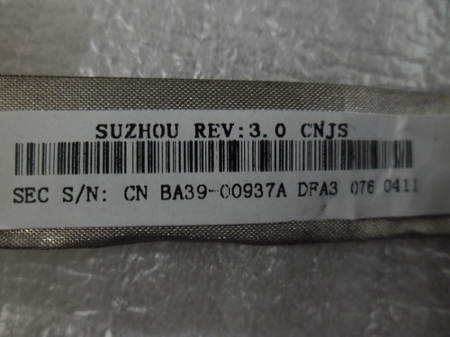 flex ba39-00937a notebook samsung r428 r430 r480 rv410