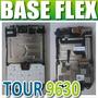 Chasis Placa Central Base Antena Blackberry Tour 9630 Flex
