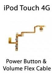 flex boton encendido ipod touch 4g original apple store usa