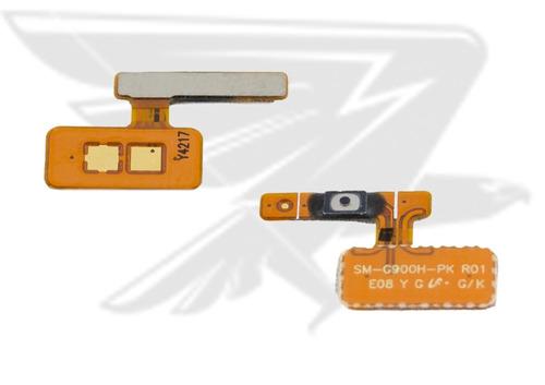 flex boton original encendido power on galaxy s5 g900 i9600