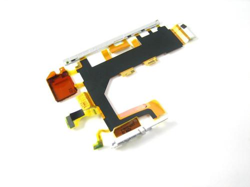 flex cable volume+power button sony xperia z2 d6502 d6503