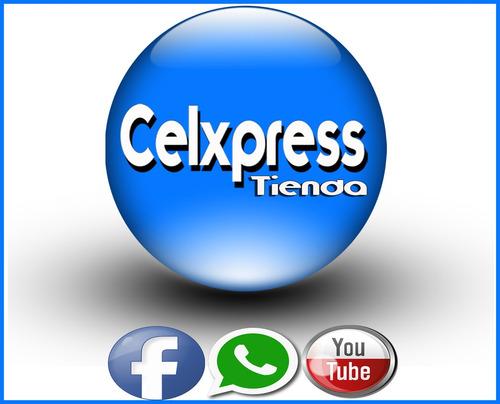 flex camara frontal y audio original iphone 5 - celxpress