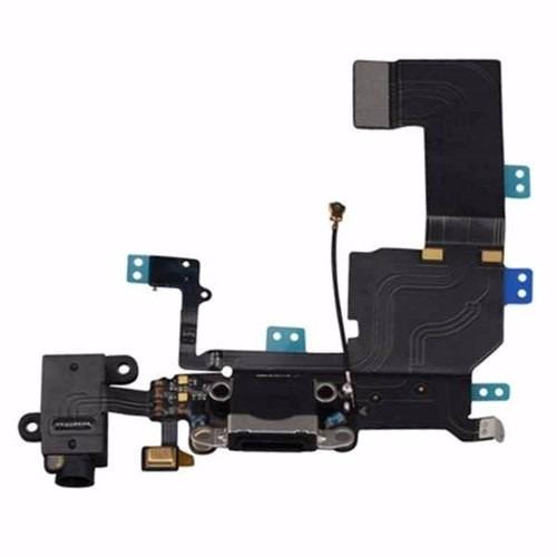 flex centro de carga iphone 5c + microfono