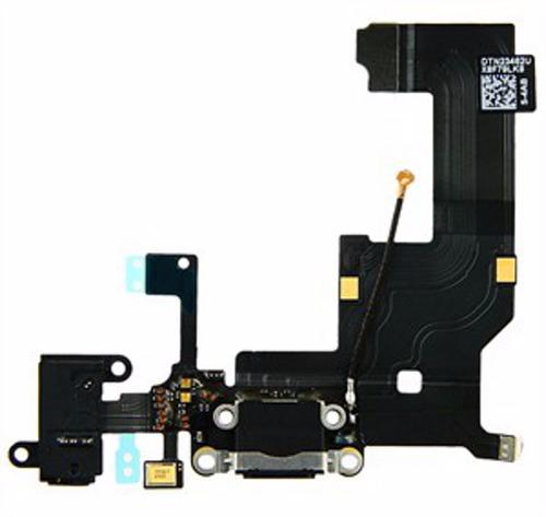 flex centro de carga iphone 5s + microfono
