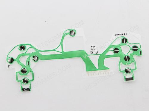 flex circuito botones joystick ps4 slim/pro jdm 040
