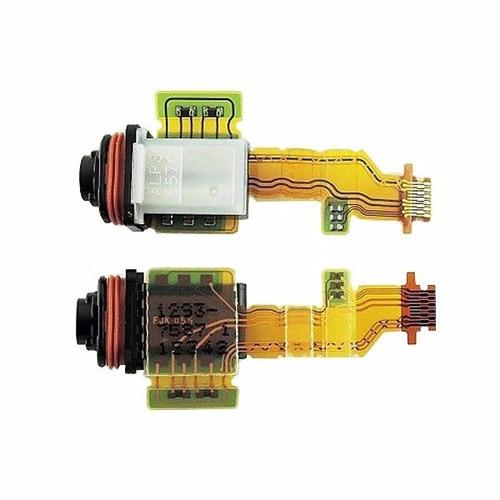 flex conector audifonos jack audio sony xperia z5/z5 compact