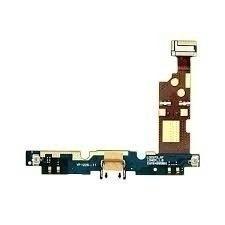flex conector carga c/microfone p/celular lg optimus g