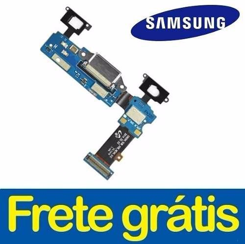 1b8eeeeb8b5 Flex Conector Carga Dock Usb Samsung Galaxy S5 Sm G900 P#5 - R$ 43 ...