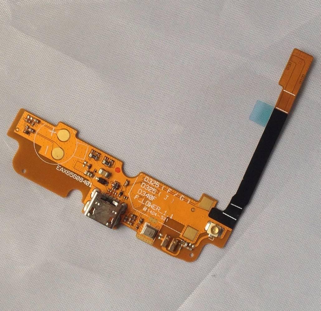 Flex Conector Carga E Microfone Lg D325 D340f L70 P entrega