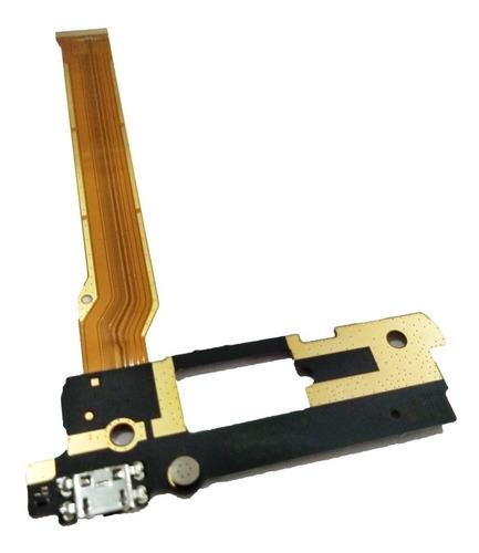flex conector de carga+ conector de carga alcatel a3xl 9008n