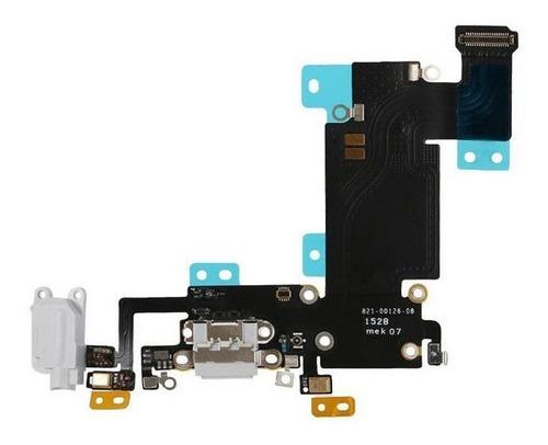 flex conector de carga y auriculares iphone 6s plus