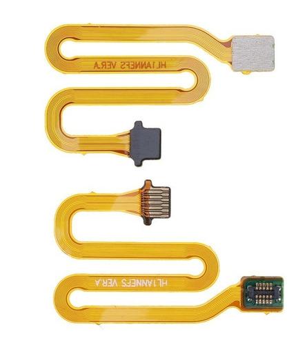 flex conector huawei p20-lite huella