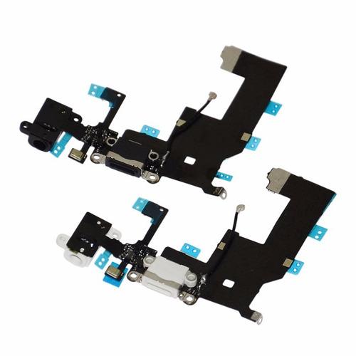 flex conector y puerto de carga para iphone 5, 5s y 5c