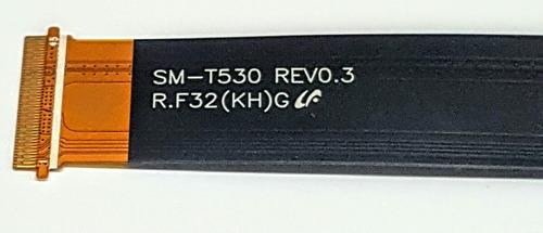 flex de carga galaxy tab 4 10.1 t530 t531 t535  t531+ kit