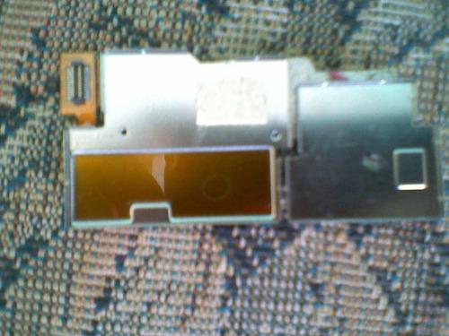 flex de la tarjeta de memoria(sd) y vibrador de evolucion 3