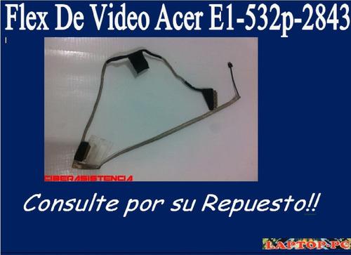 flex de video acer e1-532p-2843