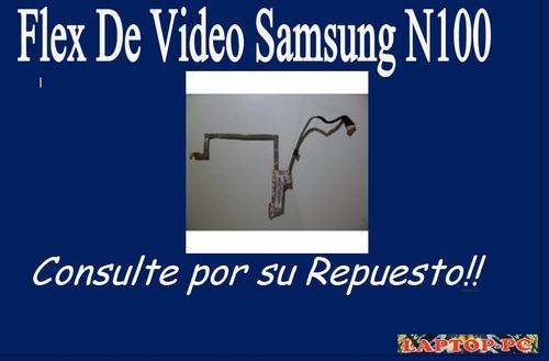 flex de video samsung n100