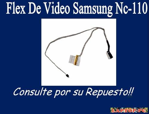 flex de video samsung nc-110