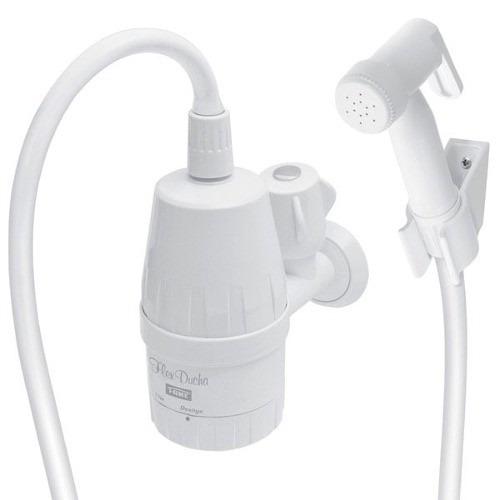 Flex ducha 220 aquecedor torneira higi nica lavat rio for Ducha para lavatorio