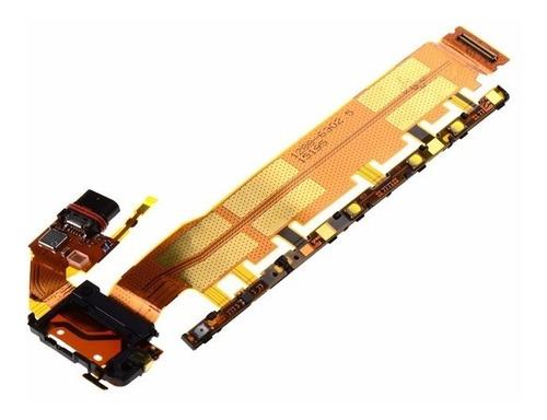 flex encendido on off volumen sony xperia z4 e6553 e6533 new