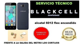 Flex Encendido Volumen Alcatel One Touch 6012 6012a
