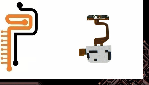 flex fleje camara y teclado superior nokia e75 nuevo 100%