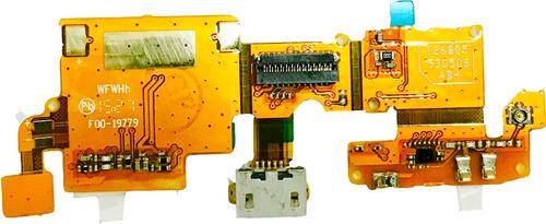 flex flexor centro de carga sistema de carga zte blade v6